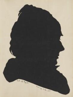 George Douglas Campbell, 8th Duke of Argyll, by Francis Smyth Baden-Powell - NPG D418