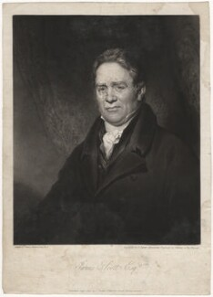 James Scott, by Charles Turner, after  Henry Howard - NPG D4181