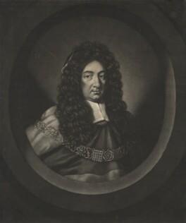 Sir William Scroggs, after Unknown artist - NPG D4211