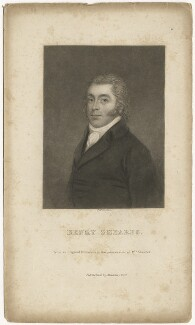 Henry Sheares, by T.W. Huffam, after  Unknown artist - NPG D4213