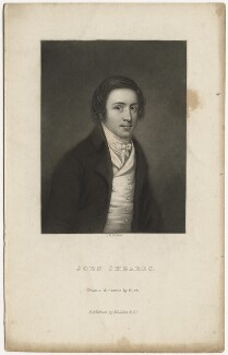 John Sheares, by T.W. Huffam, after  Adam Buck - NPG D4214