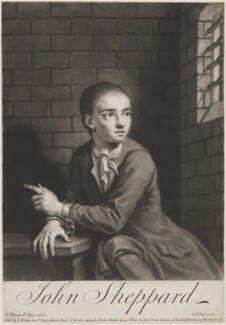 John Sheppard, by and sold by George White, sold by  Thomas Bowles Jr, sold by  John Bowles, after  Sir James Thornhill - NPG D4215
