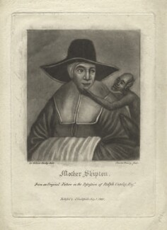 Mother Shipton, by Charles Townley, after  Sir William Ouseley - NPG D4222