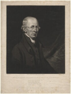 John Shore, by William Barnard, published by and after  Thomas Henry Illidge - NPG D4226