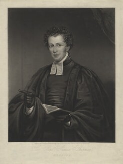James Sherman, by William Say, published by  Charles Tiff, after  Frederick Lake - NPG D4240