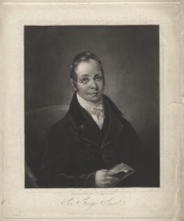 Sir George Thomas Smart, by Ebenezer Stalker, published by  Martin Colnaghi, after  John Cawse - NPG D4251