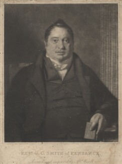 George Charles Smith, by Abraham Wivell - NPG D4265