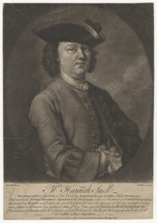 Hannah Snell, by John Faber Jr, after  Thomas Frye - NPG D4272