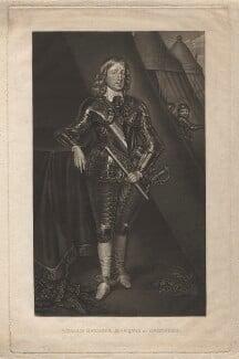 William Seymour, 2nd Duke of Somerset, after Robert Walker - NPG D4277