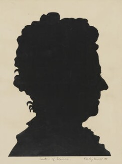 Edith (née Anson), Countess of Lovelace, by Francis Smyth Baden-Powell - NPG D429