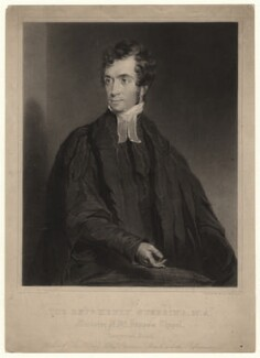 Henry Stebbing, by Samuel William Reynolds, after  T.W. Harland - NPG D4296