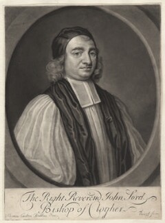 John Sterne, by Thomas Beard, after  Thomas Carlton - NPG D4309