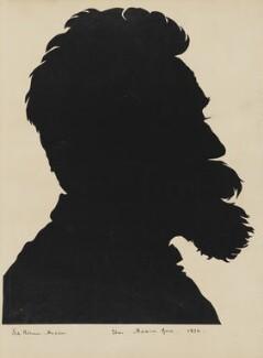 Sir Hiram Stevens Maxim, by Francis Smyth Baden-Powell - NPG D431