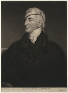 Sir John Edward Swinburne, 6th Bt, by Charles Turner, after  James Ramsay - NPG D4341