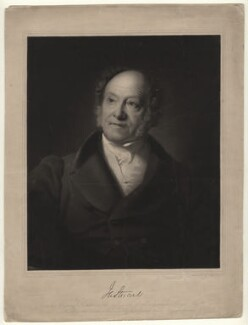 J.A. Stuart, by James Scott, after  John Lilley - NPG D4344