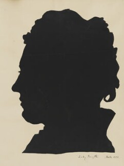 Helen (née Greaves), Lady Smyth, by Francis Smyth Baden-Powell - NPG D435