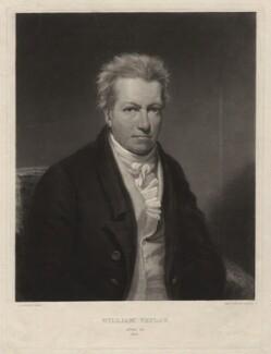William Taylor, by Thomas Goff Lupton, after  J. Barwell - NPG D4356