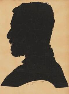 Robert Curzon, 15th Baron Zouche, by Francis Smyth Baden-Powell - NPG D438