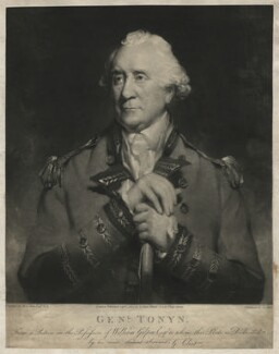 Patrick Tonyn, by George Clint, after  Sir Martin Archer Shee - NPG D4388