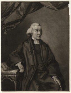 Augustus Montague Toplady, by John Raphael Smith - NPG D4391