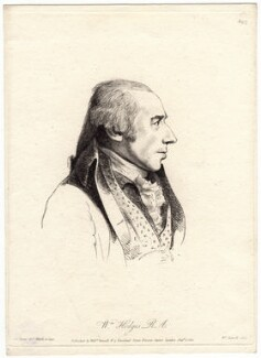William Hodges, by William Daniell, after  George Dance - NPG D4396