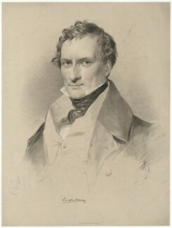 Robert Dundas Duncan-Haldane, 1st Earl of Camperdown, by Maxim Gauci, after  Eden Upton Eddis - NPG D4417