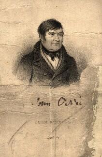John O'Neill, probably by Charles Edward Wagstaff, probably after  (Isaac) Robert Cruikshank - NPG D4433