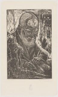 George Bernard Shaw, by Stefan Mrozewski - NPG D4435