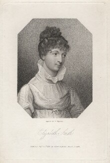 Elizabeth Smith, by Thomas Charles Wageman, after  Unknown artist - NPG D4459