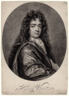 Henry Worster, by and published by John Smith, after  Thomas Murray - NPG D4480