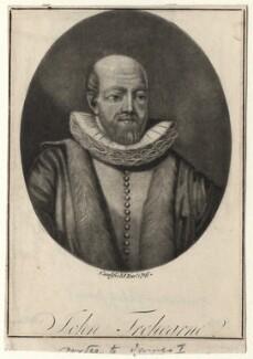 John Treherne, after Unknown artist - NPG D4498