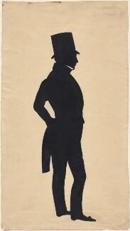 Sir Richard Paul Jodrell, 2nd Bt, by Unknown artist - NPG D450