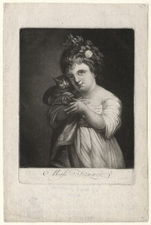 Miss Trimmer, after Katharine Read - NPG D4502