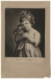Miss Trimmer, after Katharine Read - NPG D4503