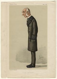 Sir Edward Thornton, by Carlo Pellegrini, printed by  Vincent Brooks, Day & Son - NPG D4520