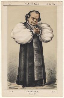 Samuel Wilberforce, by Carlo Pellegrini - NPG D4521