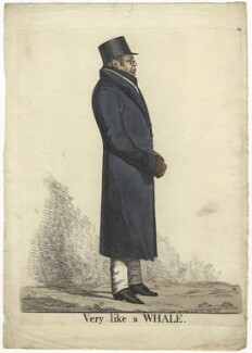 Mr Hale, by Richard Dighton - NPG D4542