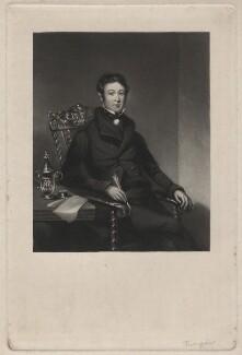 John Twemlow, by Samuel William Reynolds, after  F. Alymer - NPG D4548