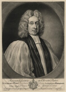 William Wake, by George White, after  Thomas Gibson - NPG D4582