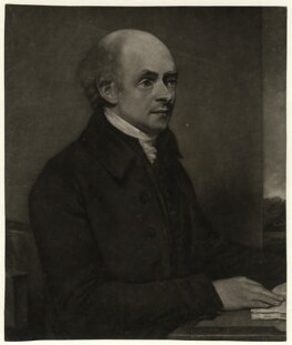 Gilbert Wakefield, by Robert Dunkarton, after  William Artaud, published 1802 - NPG D4583 - © National Portrait Gallery, London