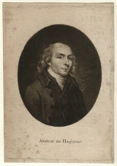 Gilbert Wakefield, by Robert Laurie, after  Unknown artist, published 1792 - NPG D4587 - © National Portrait Gallery, London