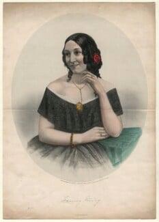 Fanny Elizabeth Vining, by Henry Calton Terrence Maguire, after  John Jabez Edwin Mayall - NPG D4596