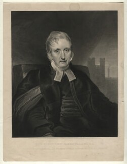 James Walker, by Thomas Dick, published by  William MacGill, after  Kenneth Macleay - NPG D4604