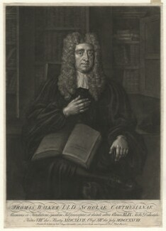 Thomas Walker, published by Robert Sayer - NPG D4605