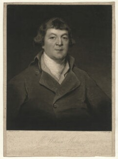 William Wallis, by Charles Turner, after  John Keenan - NPG D4610
