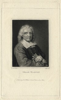 Izaak Walton, by George Maile, after  Jacob Huysmans - NPG D4612