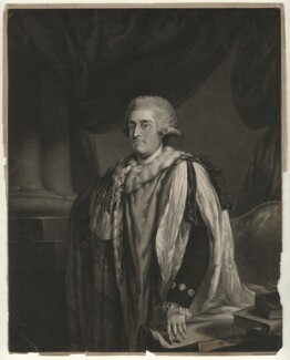 George Waldegrave, 4th Earl Waldegrave, by Richard Earlom, after  John Francis Rigaud - NPG D4614