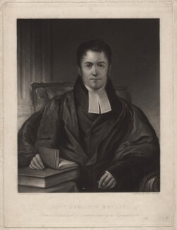 Hamilton Murray, by Henry Quilley, after  Henry Perlee Parker - NPG D4652