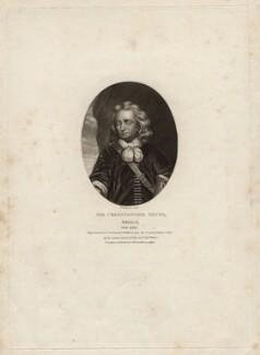 Sir Christopher Myngs, by Robert Dunkarton, after  John Bulfinch - NPG D4656
