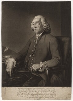 William Neild, by Isaac Jehner (Jenner), after  William Parry, 25 February 1777 - NPG D4662 - © National Portrait Gallery, London